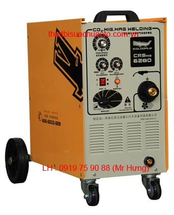 Máy hàn MIG (CO2 hàn bảo vệ kim loại)