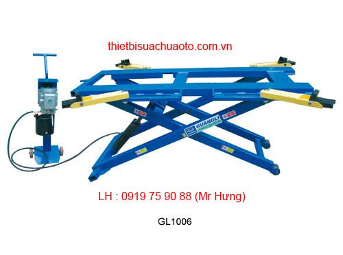 Cầu nâng cắt kéo di động