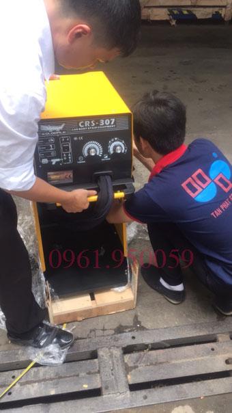 máy giật tôn kolada crs307