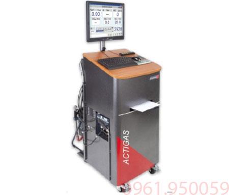 máy phân tích khí xả