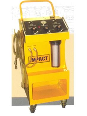 máy xúc rửa hệ thống điều hòa