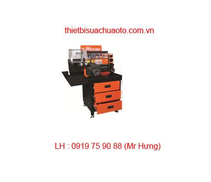 máy tiện láng đĩa phanh trống phanh kết hợp